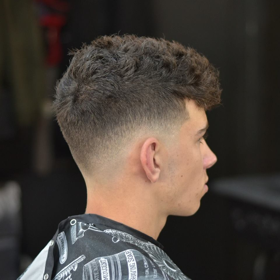 Welsh Barbers - Fade Lockdown by Oli Evans