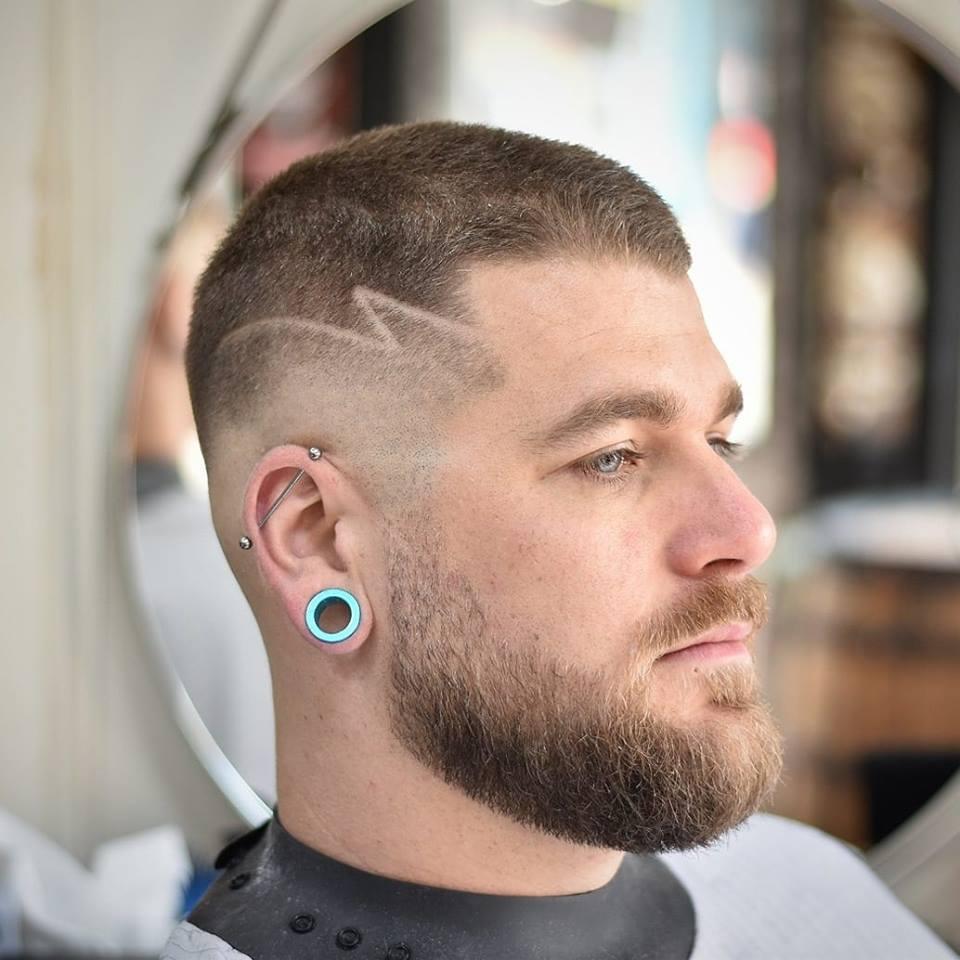 "Welsh Barbers - Haircut by Sam ""Spic"" Sarrionandia"