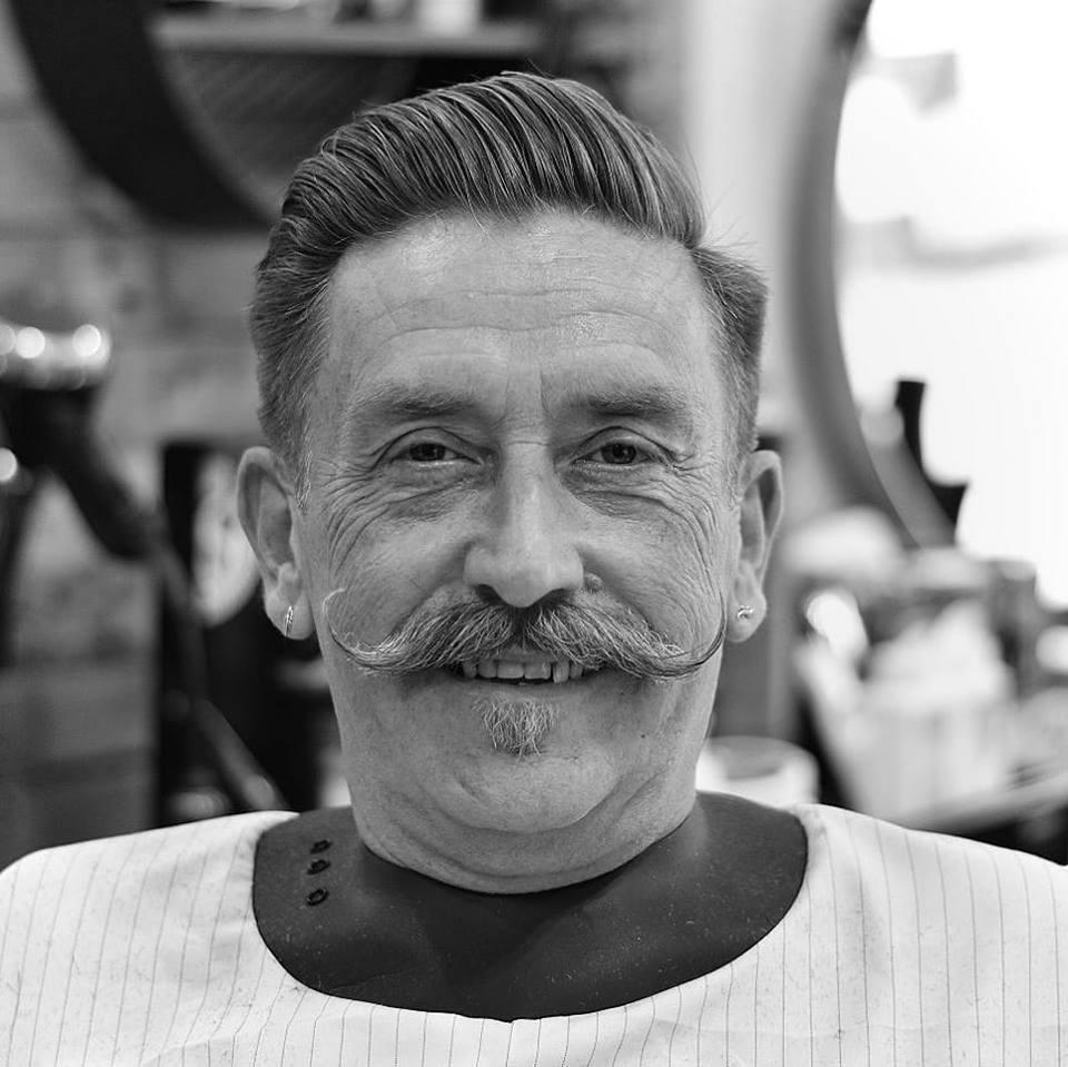 Barbers in Wales - Haircut by Joey Del Toro