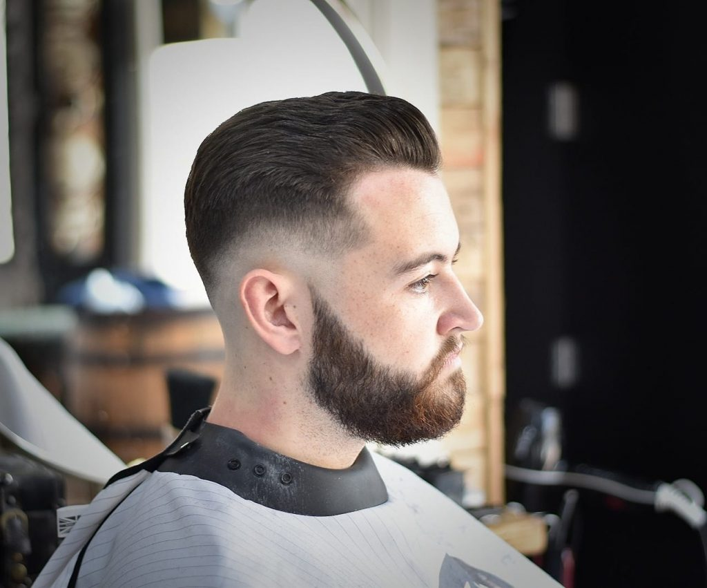 "Welsh Barbers - Haircut by Sam ""Spic"" Sarrionandia"