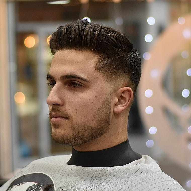 Welsh Barbers - Haircut by Joey Del Toro