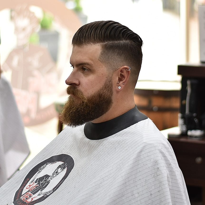 Barbers in Wales - Haircut by Joey Del Toro