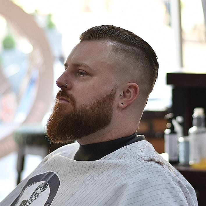 Welsh Barbers - Big Mel's Barbershop