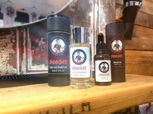 Big Mels Barbershop Boogie Beard Oil and Aftershave